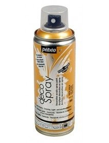 DecoSpray Pebeo Color RICH GOLD 200ml. en internet