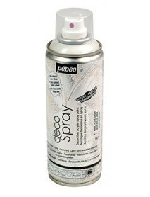 DecoSpray Pebeo Color GLITTER MULTICOLOUR 200ml. en internet