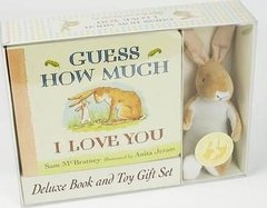 Guess How Much I Love You - Deluxe Book and Toy Gift Set