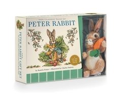 The Peter Rabbit Gift Set: Including a Classic Board Book and Peter Rabbit Plush