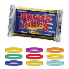 pack x 10 sobres de POWER RINGS