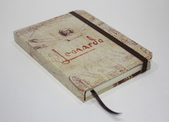 Sketchbook Da Vinci