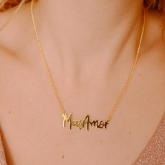 Collar Mas amor en internet