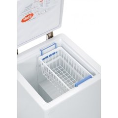 Freezer Gafa S120 Eternity Full Blanco - Confort Dacar SRL
