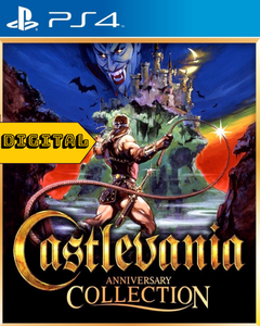 Castlevania - Anniversary Collection