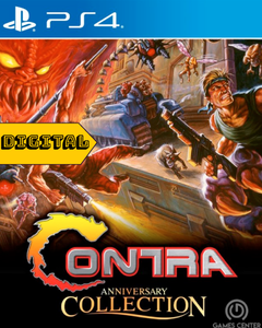 Contra - Anniversary Collection