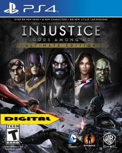 Injustice 1 Ultimate Edition