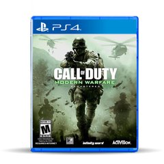 COD: Modern Warfare Re PS4