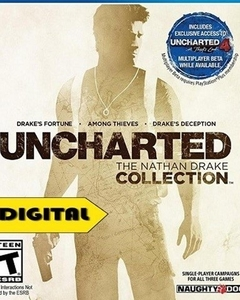 Uncharted Collection - comprar online