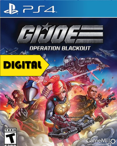 G.I Joe Operation Blackout