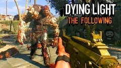 Dying Light: The Following PS4 - Game Store