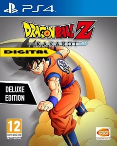 Dragon Ball Z Kakaroto Deluxe Edition