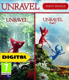 Unravel 1 + 2 PS4