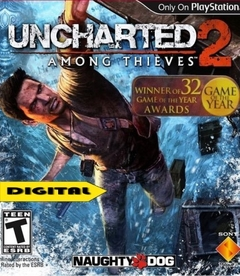 Uncharted 2: Among Thieves - comprar online