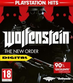 Wolfenstein: The New Order ps4 - comprar online