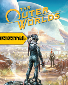 The Outer Worlds PS4