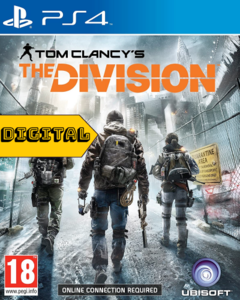 Tom Clancy´s The Division Pack 1+2 PS4 - comprar online