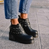 Bota Tania Black Art .2915