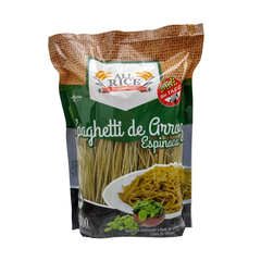 FIDEOS ALL RICE ESPINACA. X 300 GS