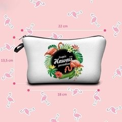 Estojo Necessaire Topic Hawaii Paradise na internet