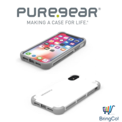 PUREGEAR ARTIC WHITE IPHONE X / XS - Bringcol