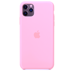 SILICON CASE IPHONE ROSADO - comprar online