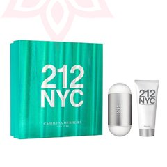 212 Woman Cofre EDT