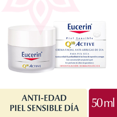 Eucerin Q10 ACTIVE Día 50ml
