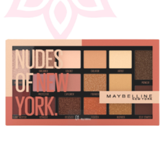 Paleta de Sombras Maybelline Nudes of New York Palette