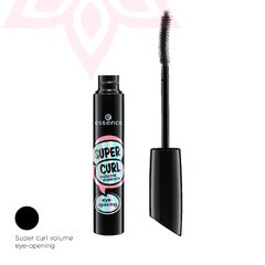 Essence Super Curl Volume Mascara Eye-Opening