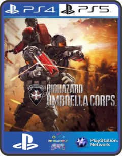 Umbrella Corps BIOHAZARD