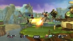 Ps3 Playstation All-stars Battle Royale -   Midia Digital - loja online