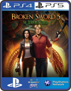 Broken Sword 5 The Serpents Curse