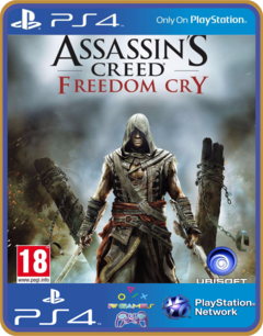 Assassins Creed Freedom Cry - comprar online
