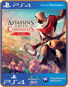 Assassins Creed Chronicles India - comprar online