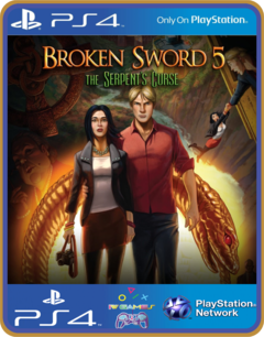 Broken Sword 5 The Serpents Curse - comprar online