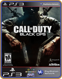 Ps3 Call Of Duty Black Ops With First Strike - Digital