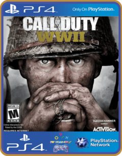 Call of Duty WWII PORTUGUES - comprar online