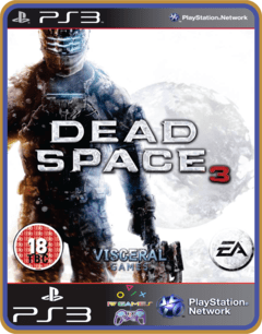 Ps3 Dead Space 3 | Mídia Digital - comprar online