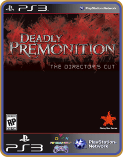 Ps3 Deadly Premonition The Director's Cut |   Mídia Digital - comprar online