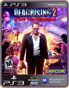 Ps3 Dead Rising 2 Off The Record  Mídia Digital  Original - comprar online