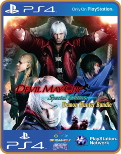 Devil May Cry 4 - comprar online