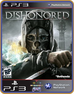 Ps3 Dishonored - Mídia Digital Original - comprar online