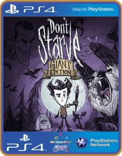 Dont starve the giant - comprar online