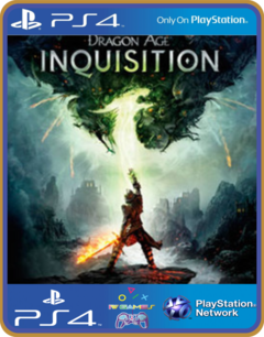 Ps4 Dragon Age Inquisition Psn Original 1 Mídia Digital