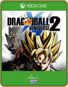 XBOX ONE PRIMÁRIA DRAGON BALL XENOVERSE 2