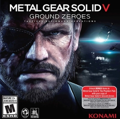 METAL GEAR SOLID V 5 GROUND ZEROES