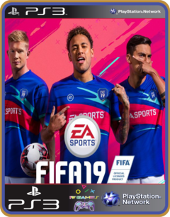 Ps3 FIFA 19 Legacy Edition Português