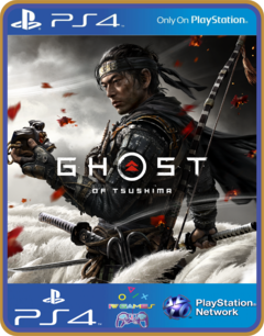 Ghost of Tsushima - comprar online