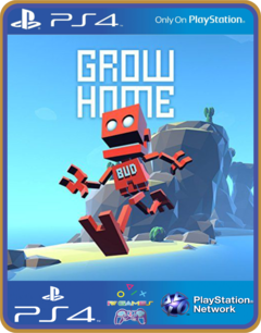 Grow Home na internet